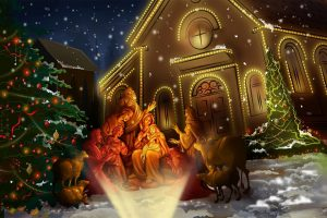 Download free 3d christmas wallpapers for your desktop